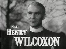 Henry Wilcoxon Henry Wilcoxon in The Miniver