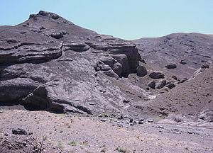 Kushk District - Rocks