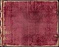 Het geslachtsregister der heren en vrouwen van Purmerlandt en Ilpendam in twee delen in oblong albumformaat in een kartonnen etui Rijksmuseum SK-C-1102.jpeg