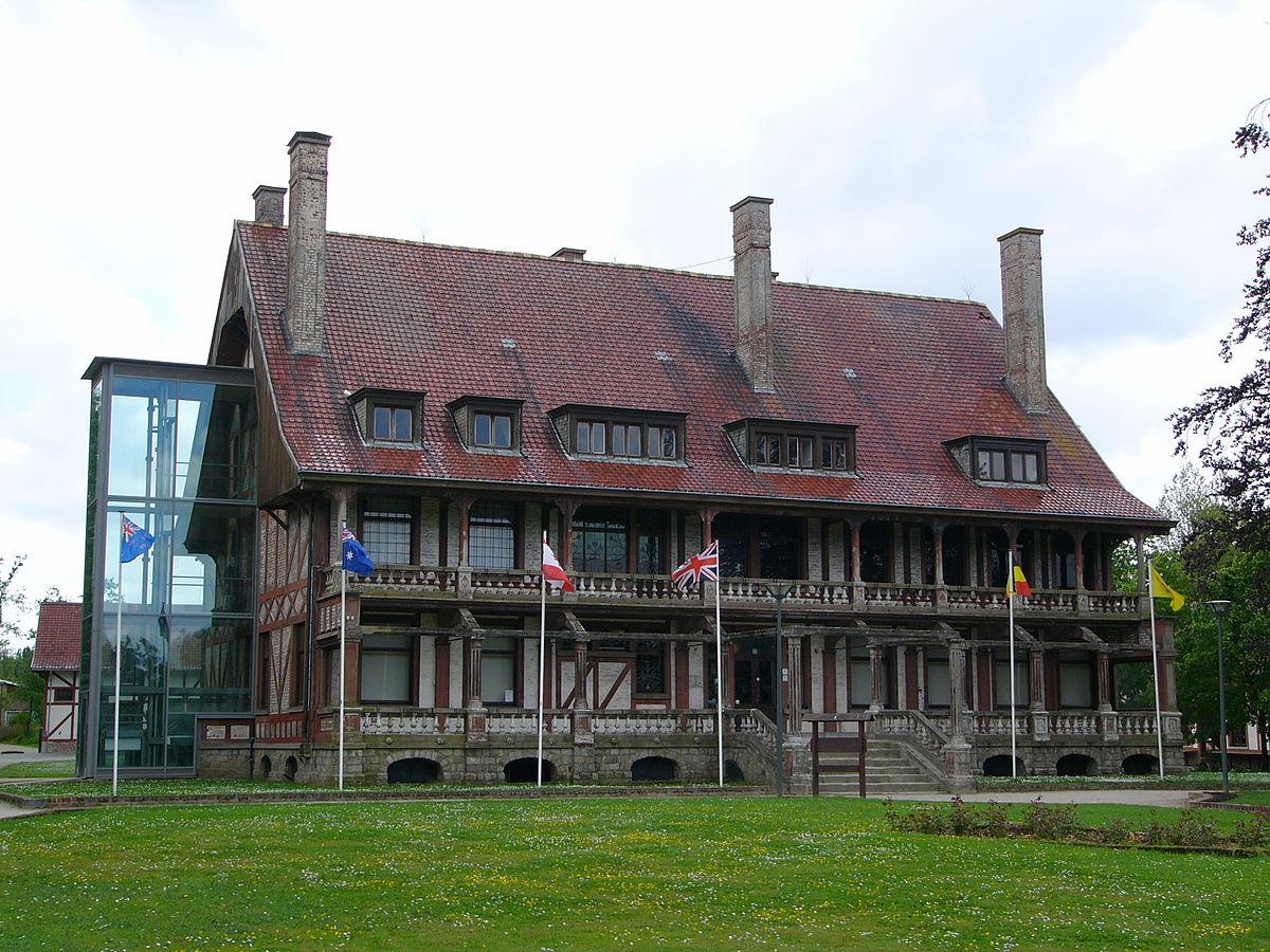 Memorial Museum Passchendaele 1917 - Wikipedia