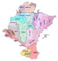 Hidrografía de Navarra - Cuencas.png