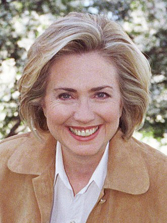2000 United States Senate election in New York - Image: Hillary Clinton 1999