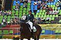 Hipismo campeonato individual misto grau Ia na Paralimpíada Rio 2016 (29621335181).jpg