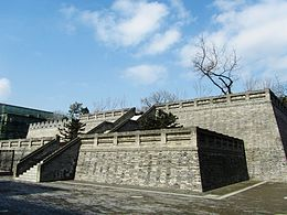 Historic Site of the North Gate of Nantong 01 2013-01.JPG