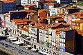 Historic buildings along the Douro River, Porto (38218333252).jpg