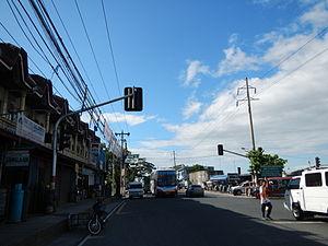 San Simon, Pampanga - Downtown area