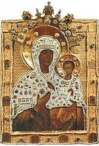 Смоленская икона Божией Матери ...: https://ru.wikipedia.org/wiki/Смоленская_икона...