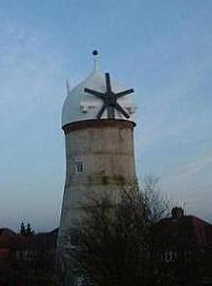 Holgate Windmill - Holgate Windmill in November 2009