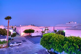 Sunset Las Palmas Studios - Image: Hollywood Center Studios 01