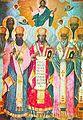 Holy Seven Icon 1864 Simeon Molerov Zograf Monastery.jpg