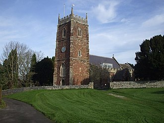North Somerset - Image: Holy Trinity Church, Abbots Leigh geograph.org.uk 1051693