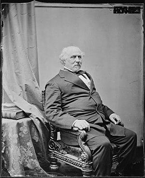Almon M. Clapp - Almon M. Clapp, circa 1860-65