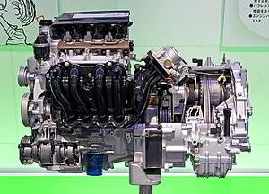 300px Honda_Hybrid_System_02 honda advanced technology wikipedia Honda IMA Motor Voltage at crackthecode.co