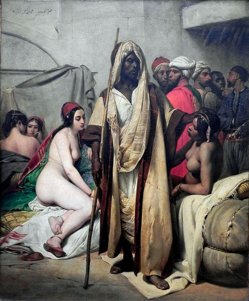 рынок рабов эротика