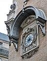 Horloge, rue des Mathurins, rue de l'Arcade, Paris 8e.jpg