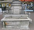 Horse Trough, High Street, Brentwood - geograph.org.uk - 50629.jpg