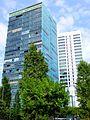 Hospitalet de Llobregat - Plaza de Europa, Torres Europa y Torre Inbisa 2.JPG