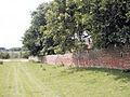 Hougoumont mur sud.jpg