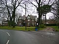 Houses in Chapel Haddlesey - geograph.org.uk - 1726905.jpg