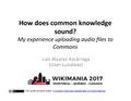 How does common knowledge sound (Luisalvaz).pdf