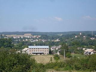 Hrachovo Municipality in Slovakia