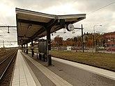 Fil:Hudiksvalls stations perrongtak 04.jpg