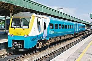Arriva Trains Wales rail service pictures, free use image, 23-73-4 ...
