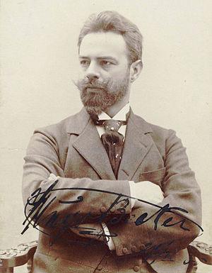Becker, Hugo (1863-1941)
