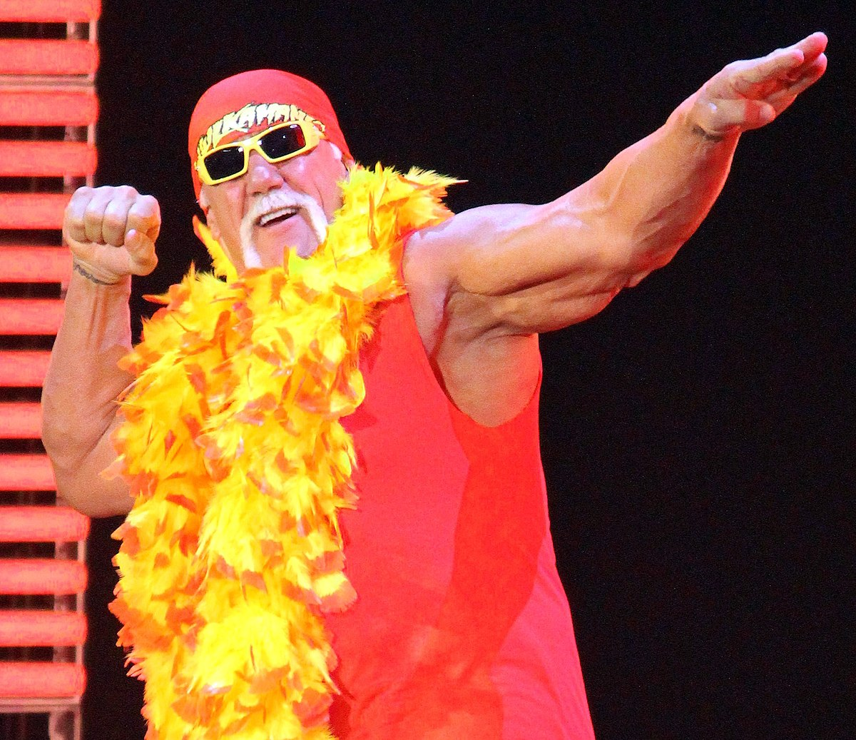 Hulk Hogan - Wikipedia