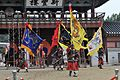Hwaseong Fortress - UNESCO World Heritage - Flags.jpg