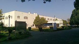 Indira Gandhi National Centre for the Arts - Indira Gandhi National Centre for the Arts, New Delhi