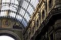 IMG 4358 - Milano - Galleria Vittorio Emanuele - Dettagli della decorazione - Foto Giovanni Dall'Orto 20-jan 2007.jpg