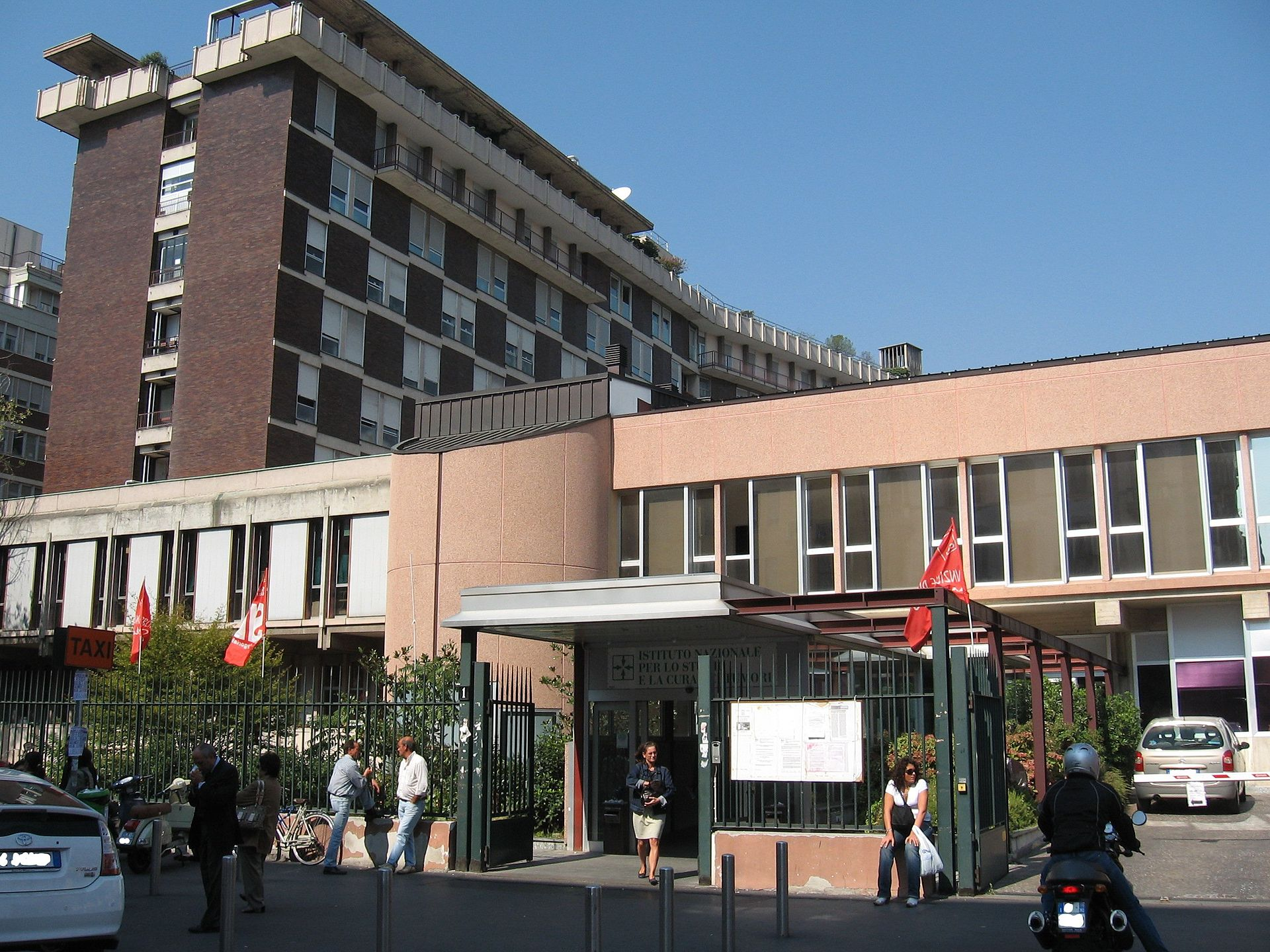 Fondazione Irccs Istituto Nazionale Dei Tumori Wikipedia