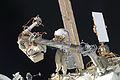 ISS-30 EVA Oleg Kononenko and Anton Shkaplerov 1.jpg