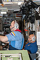 ISS-36 Alexander Misurkin and Luca Parmitano monitor the approach of ATV-4.jpg