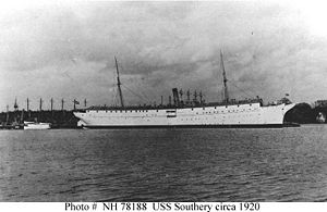 USS Southery (IX-26) - Image: IX 26 Southery