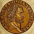 Icones imperatorvm romanorvm, ex priscis numismatibus ad viuum delineatae, and breui narratione historicâ (1645) (14744325664).jpg