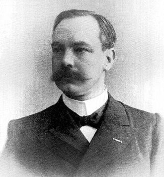 Alexander Willem Frederik Idenburg - Image: Idenburg, A.W.F. Minister van Koloniën