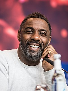 Idris Elba English actor, producer, DJ, rapper, and singer from London
