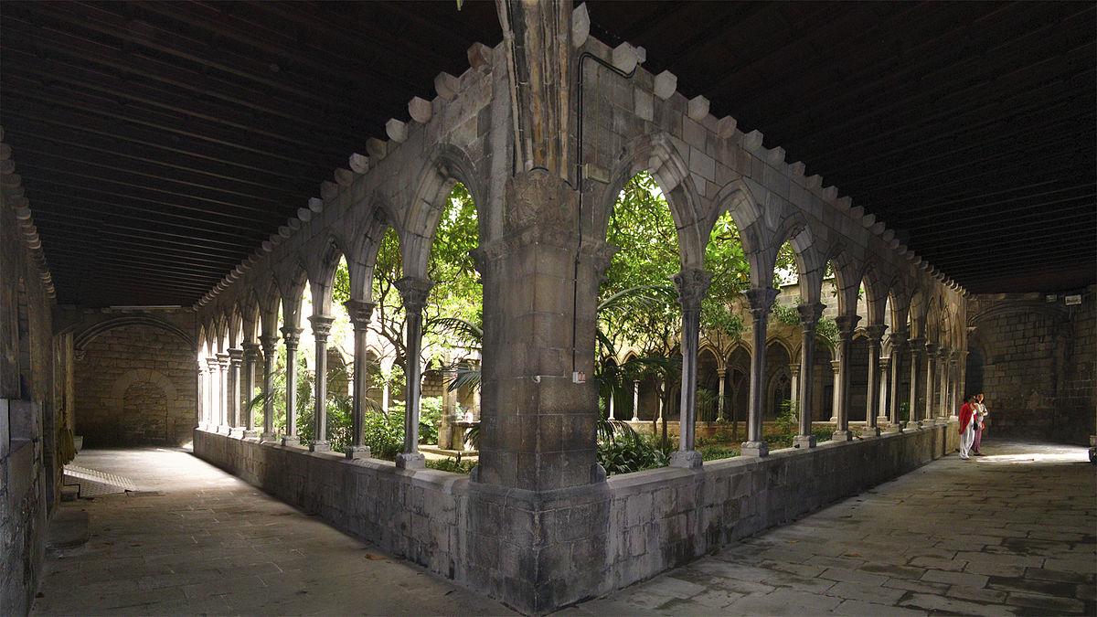 Monasterio de Santa Ana (Barcelona) - Wikipedia, la enciclopedia libre