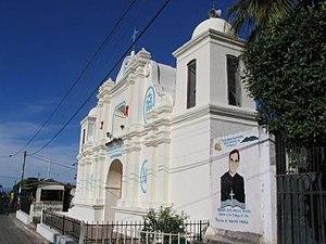 La Unión Department - Image: Iglesia de Conchagua
