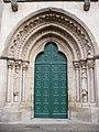 Igrexa de San Francisco (portada), Ourense.JPG