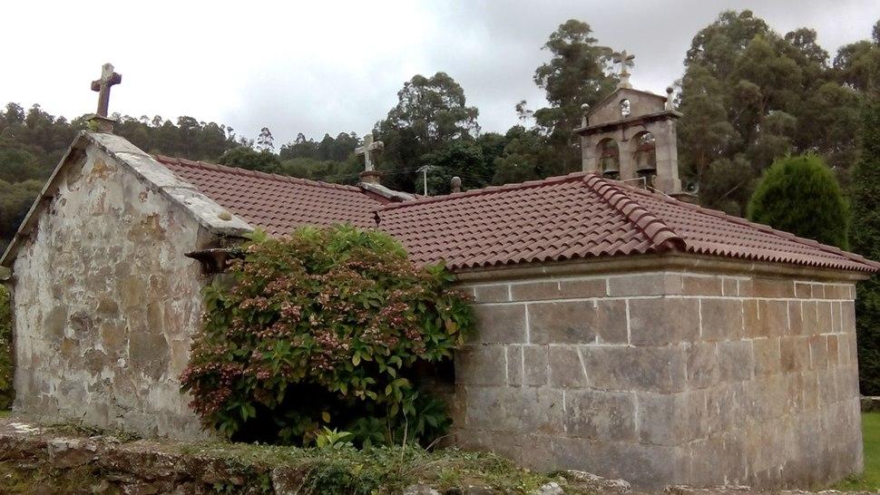 Igrexa de Soutullo A Laracha