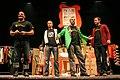 """Il quartetto comico cabarettistico """"I Turbolenti"""".jpg"""