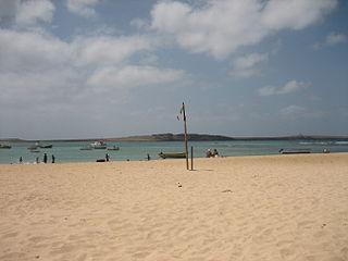 Ilhéu de Sal Rei island