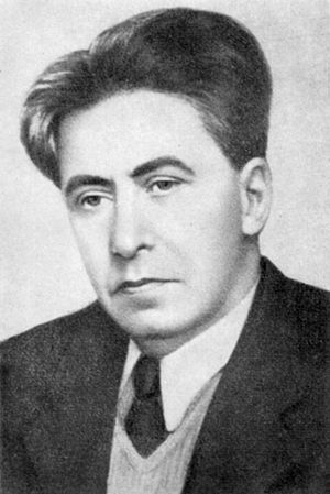 Babi Yar in poetry -  Ilya Ehrenburg (born in Kiev) was 50 at the time of the massacre, living in Moscow