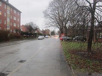Immelmannstraße, 2011
