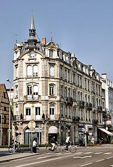 Immeuble d'habitation de style Empire Allemand à Colmar.jpg