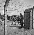 In het strafkamp te Vught, zijn 7000 Nederlandse collaborateurs en landverraders, Bestanddeelnr 900-4263.jpg
