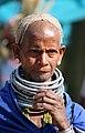 Inde Chhattisgarh femme bondo au marché.jpg